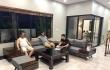 Bàn giao sản phẩm nội thất sofa, bàn ăn, kệ tivi gia đình anh Sơn ở Hòa Bình